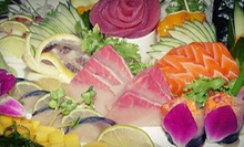 $10 for $20 Worth of Sushi and Asian Cuisine at Sogo Fusion