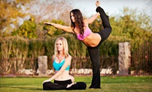 $35 for 10 Yoga Classes at Sumits Yoga (Up to $140 Value)