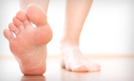 Laser Nail-Fungus Treatments for One or Both Feet at Shin Foot and Ankle Specialists in Oceanside (Up to 60% Off)
