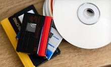 Transfer of Tape to DVD or Film to Blu-Ray Disc at San Diego Audio Video (Half Off)