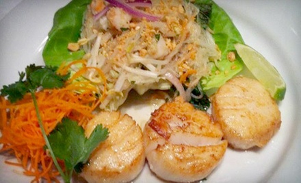 Thai Dinners for Two or Four Sunday–Thursday or Friday–Saturday at Cravin Thai (Up to 55% Off)