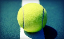 Four or Six 60-Minute Group Tennis Lessons at play tennis! San Diego (Up to 67% Off)