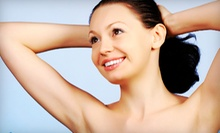 Six Laser Hair-Removal Treatments on a Small, Medium, Large, or Extra-Large Area at Belleair Medi-spa (Up to 88% Off)