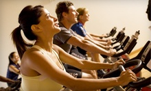 10 or 20 Spinning Classes at BodyWise Fitness Studio (Up to 63% Off)