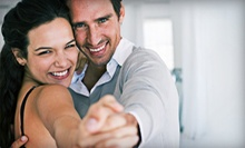 10 Group Ballroom-Dance Classes or a Dance-Lesson Package at Avon Ballroom (Up to 65% Off)