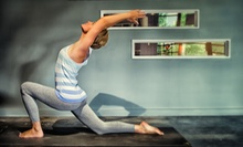 10 or 20 Classes at BalancingEnergy Health & Yoga Center (Up to 78% Off)