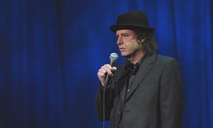 Steven Wright at Paramount Hudson Valley Theater on Saturday, May 2, at 8 p.m. (Up to 35% Off)