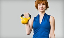One Month of Unlimited CrossFit Classes or 10 Drop-In Classes at CrossFit Denton (Up to 58% Off)