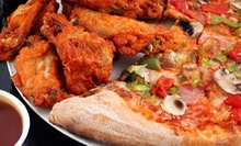 $10 for $20 Worth of Pizza, Chicken, Breadsticks, and More for Carryout, Catering, or Delivery at The Original Romano's