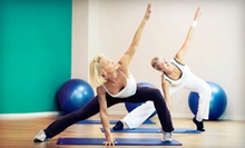 5 or 10 Fitness Classes at Jungle Gym Fitness Studio (Up to 55% Off)