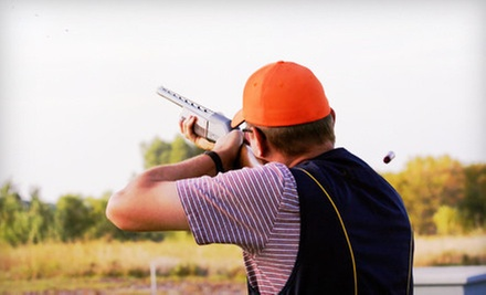 50- or 100-Round Sporting-Clay Outing for Two or Four at Richmond Hunting Club (Up to 46% Off)