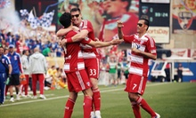 $19 for FC Dallas Soccer Game with Sunglasses and On-Field Experience on Saturday, May 25 (Up to $62.96 Value)