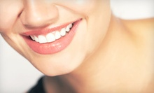 Dental Checkup with Cleaning or a One-Hour In-Office Teeth-Whitening Treatment at Great Park Dental (Up to 82% Off)