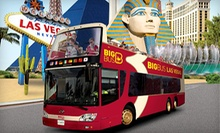 $32 for a Hop-On, Hop-Off Day Tour and Three-Hour Night Tour from Big Bus Tours (Up to $64 Value)