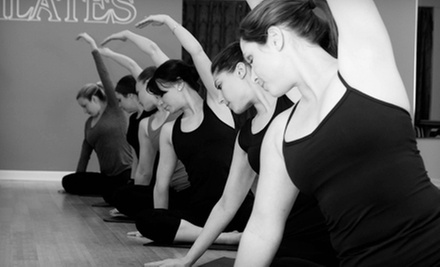 One Month or Two Weeks of Unlimited Barre, Mat, or Prolong Classes at Precision Pilates (Up to 57% Off)