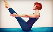 One or Three Months of Unlimited Yoga Classes at Yasa Yoga (85% Off)