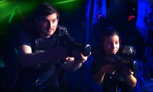 Three Rounds of Laser Tag for 2, 5, 10, or 20 People at United Skates of America (Up to 58% Off)