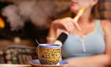 $25 for $50 Worth of Middle Eastern Food and Hookah at Fire N Ice Hookah Bar
