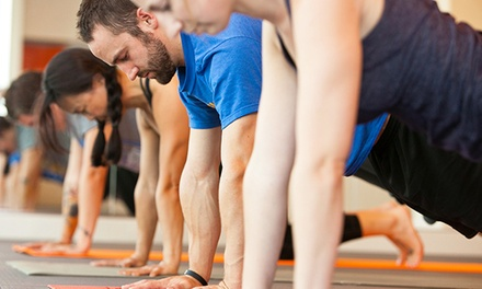 $29 for One Month of Unlimited Yoga Classes at Yoga Six ($149 Value)