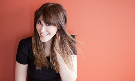 Haircut with Optional Highlights or Color at Grace Salon (Up to 60% Off). Three Options Available.