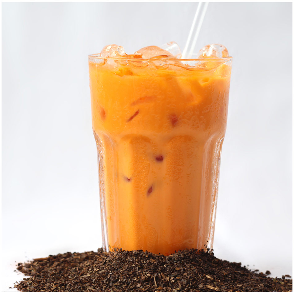 ... despite using the very sweet how to make thai iced tea thai iced tea