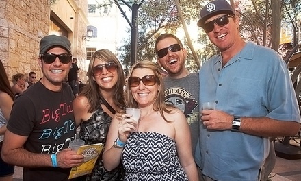 $34 for a Great Vegas Festival of Beer Package with One-Year Subscription to