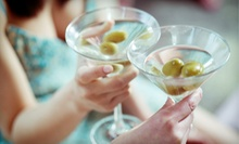 $15 for $30 Worth of Bistro Cuisine and Martinis at The Standard Martini Bar