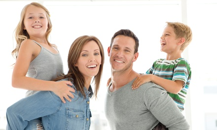 $49 for a Dental Exam, Cleaning, and X-rays at Crabtree Dental Center ($430 Value)