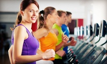 One- or Three-Month Gym Membership to Delray Fitness Health Club (Up to 64% Off)