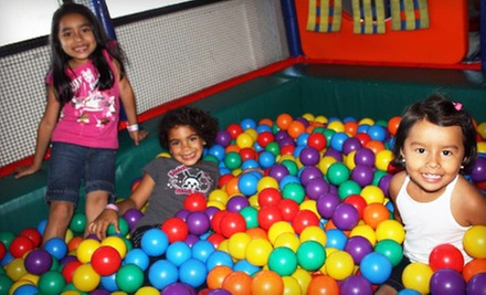 Five Open-Play Visits or a One-Week Summer Camp at My Kids Clubhouse (Up to 51% Off)
