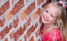 Outdoor Photo Shoot for Up to Five with 50 Digital Images on CD from Charlie's Angels Photography (Up to 87% Off)