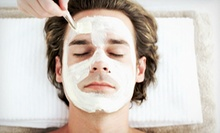 One or Two Valeur Gentleman's Facials or Gentleman's Waxes at Paige Savage Skin Care (Up to 54% Off)
