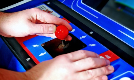 One-Day Unlimited Arcade Admission for Two or Four at Portland Arcade (Up to 50% Off). Four Options Available.