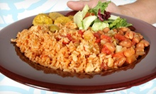 Puerto Rican Food for Two or Four at Senor Big Ed (Half Off)