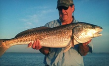 Half- or Full-Day Inshore Fishing Trip for Two with Equipment from Xtreme Saltwater Angler (Half Off)