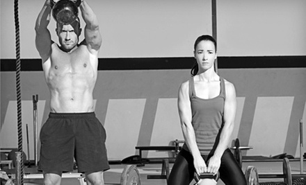 8 or 16 CrossFit Classes at CrossFit Echelon (Up to 89% Off)