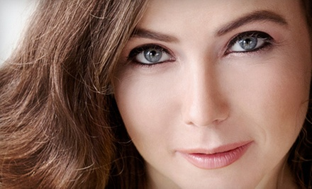 Permanent Makeup on the Brows or Eyelids at Electrolysis and Skin Care by Kate (Up to 51% Off). Three Options Available.