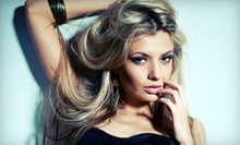 Haircut and Color from Stephanie Fontenot at Hair Works (Up to 62% Off). Three Options Available.