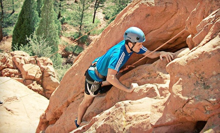 Half-Day Guided Rock-Climbing Trip for Two or Four from First Ascent Mountain School (Half Off)