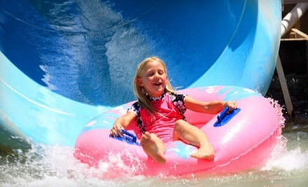 $14 for a One-Day Visit with Souvenir Cup and Soft Drink at Breakers Water Park (Up to $30.95 Value)