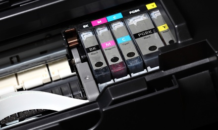 $15 for $40 Worth of Printer Ink and Toner from ClickInks.com