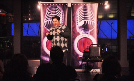 $25 for a VIP Standup-Show Package for Two with a Membership to L.A. Comedy Club ($184 Value)