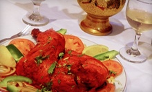 Kings Treat Meal for Two, or $15 for $30 Worth of Indian Cuisine at Mehak