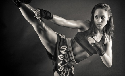 10 or 20 Kickboxing and MMA Classes at Keller's Martial Arts (81% Off)