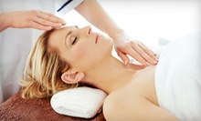 $65 for 60-Minute Reiki Treatment with Meditation, Head Massage, and Crystals at The Power of Healing ($135 Value)