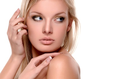 Consult and Up to 20 Units of Botox, 0.5 cc of Juvéderm, or Both at NJ Cosmetic Center (Up to 64% Off)