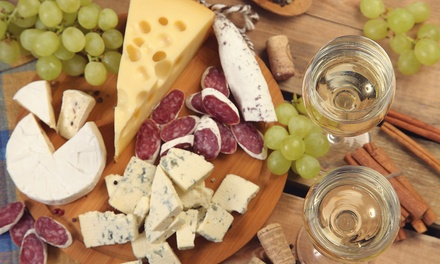 $49 for a Six-Course Wine Tasting and Food Pairing at Rock Hill Winery ($100 Value)