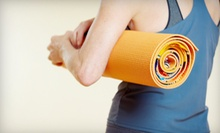 $40 for 10 Yoga Classes at Renew Wellness ($110 Value)