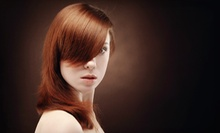 Haircut with Conditioning, Partial or Full Highlights, or Express Keratin Treatment at Glam Rock Hair Studio (Up to 54% Off)