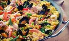 $14.99 for $30 Worth of Spanish Dinner at Buleria Restaurant &amp; Bar